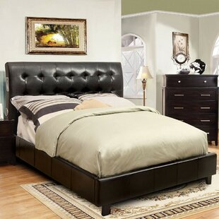 Rydell Upholstered Platform Bed