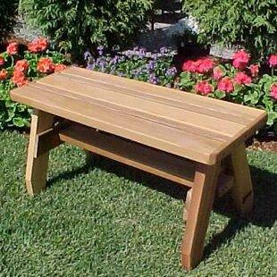 Wood Country Herman Convertible Picnic Bench