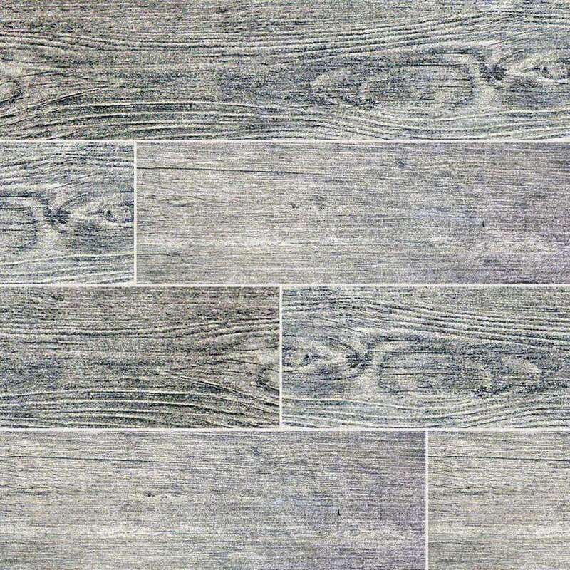 Grey Wood Look Ceramic Tile Sevenstonesinc