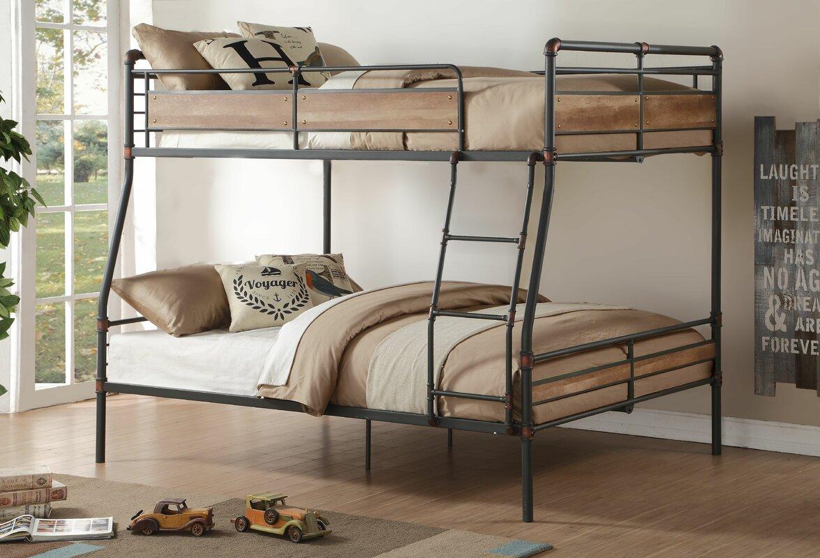 Acme Furniture Brantley Ii Full Xl Over Queen Bunk Bed