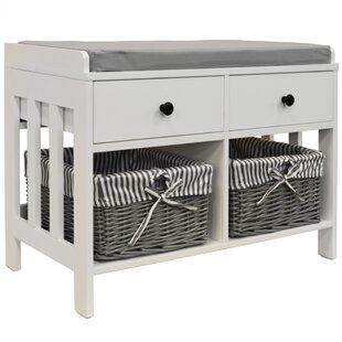 Brettany Storage Bench By Brambly Cottage