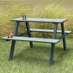 Dasheil Children's Picnic Table By Isabelle & Max