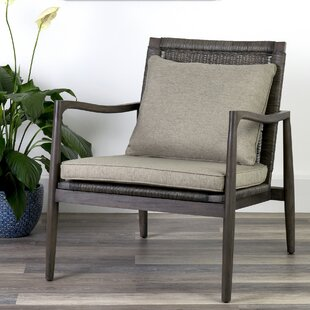 Compare prices LaGuardia Armchair by Bayou Breeze