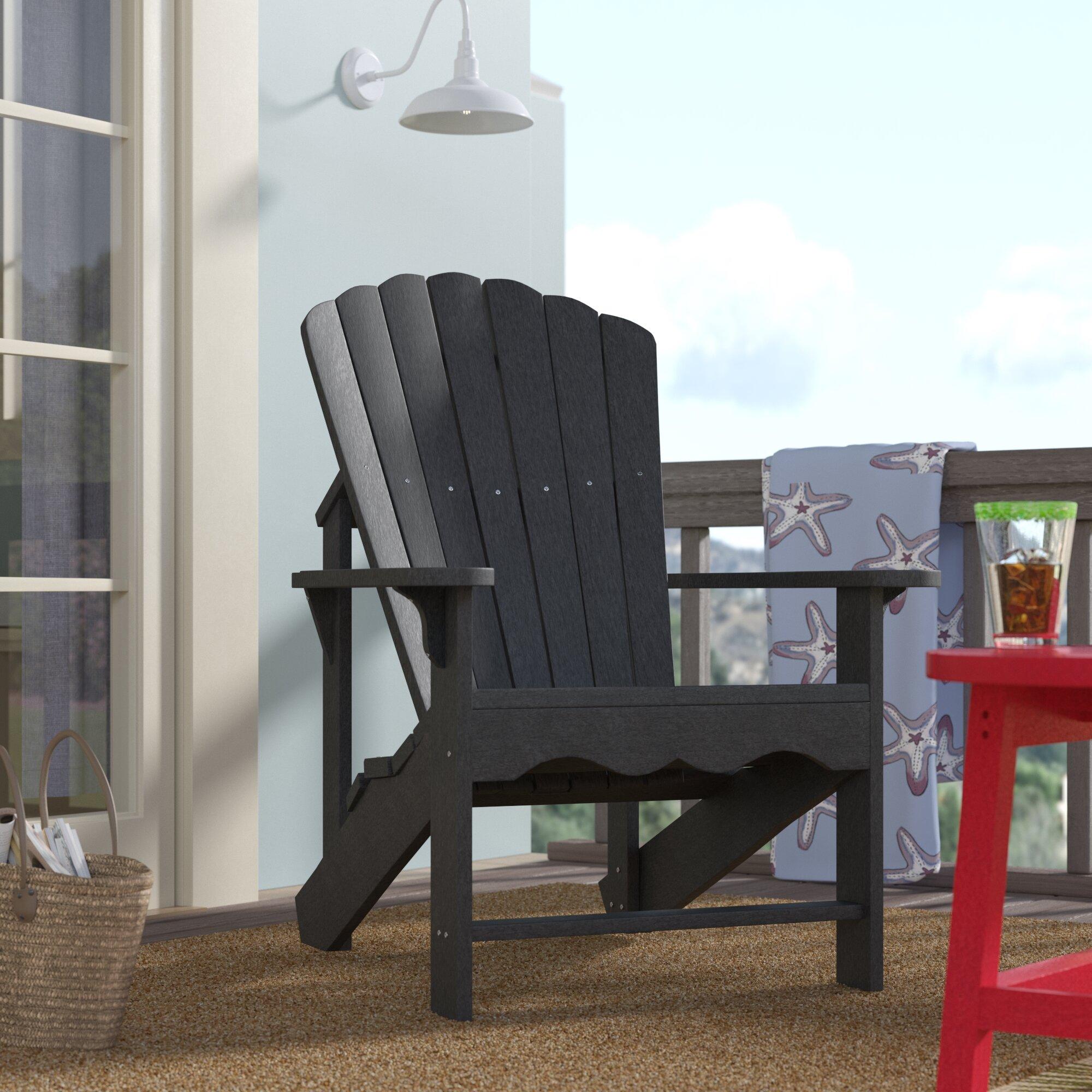 Amazing Sandiford Plastic Adirondack Chair Download Free Architecture Designs Embacsunscenecom