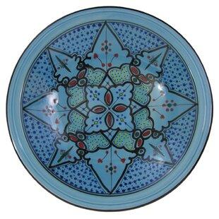 Sabrine Stoneware Serving Bowl by Le Souk Ceramique