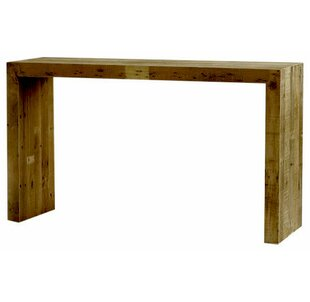 Ames Reclaimed Wood Console Table