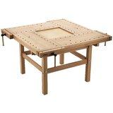 "54"" Wood Top Workbench"
