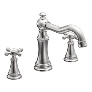 Moen Weymouth Two Handle High Arc Roman T..
