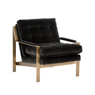 Club Court Armchair by Sunpan Modern