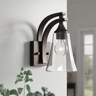 Elaina 1-Light Armed Sconce by..