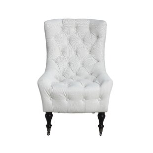 Rieger Wingback Chair by Charlton Home