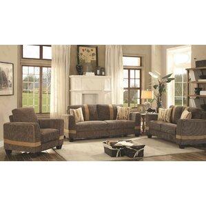 Lundia Configurable Living Room Set by Latitude Run