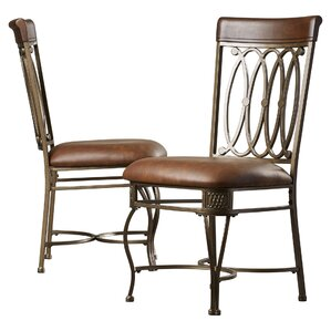Copenhagen Side Chair (Set of 2) by Astoria Grand