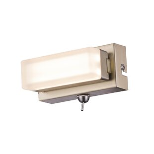 Pimental LED 1 Light Wall Light by Bright Life