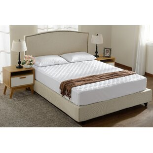 Alwyn Home Graybill Luxurious Micro-plush Polyester Mattress Pad