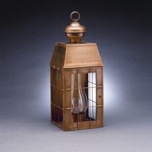 Northeast Lantern Woodcliffe 2-Light Outdoor Flush Mount