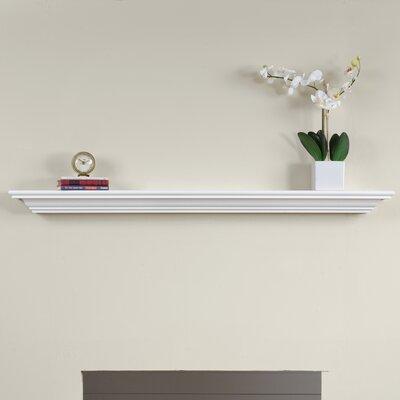Hyder Fireplace Mantel Shelf Charlton Home