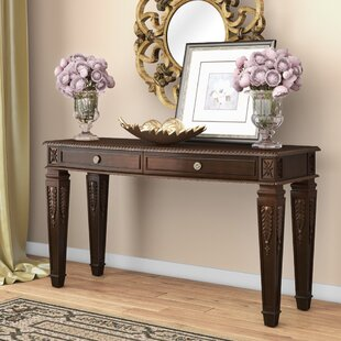 Amalfi Console Table by Astoria Grand Today Sale Only