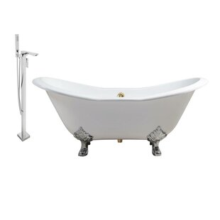 Streamline Bath Cast Iron 61