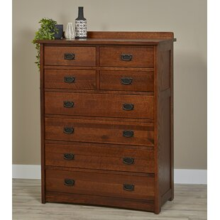 Linnea 8 Drawer Chest