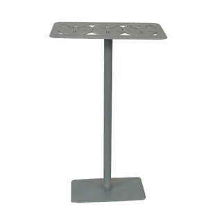 Iorio 3 Sand Dollar Top End Table by Highland Dunes