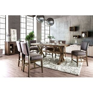 Monterrey 7 Piece Counter Height Dining Table Set Enitial Lab