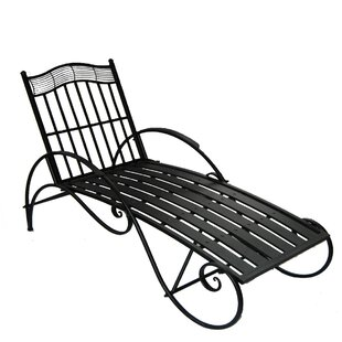 Tolar Reclining Sun Lounger By Brambly Cottage