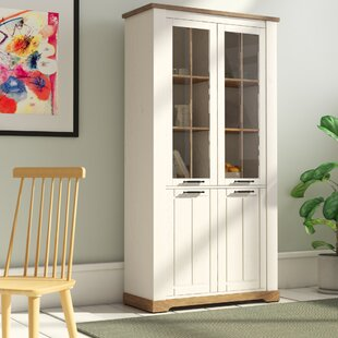 Nata 2 Door Display Cabinet By August Grove