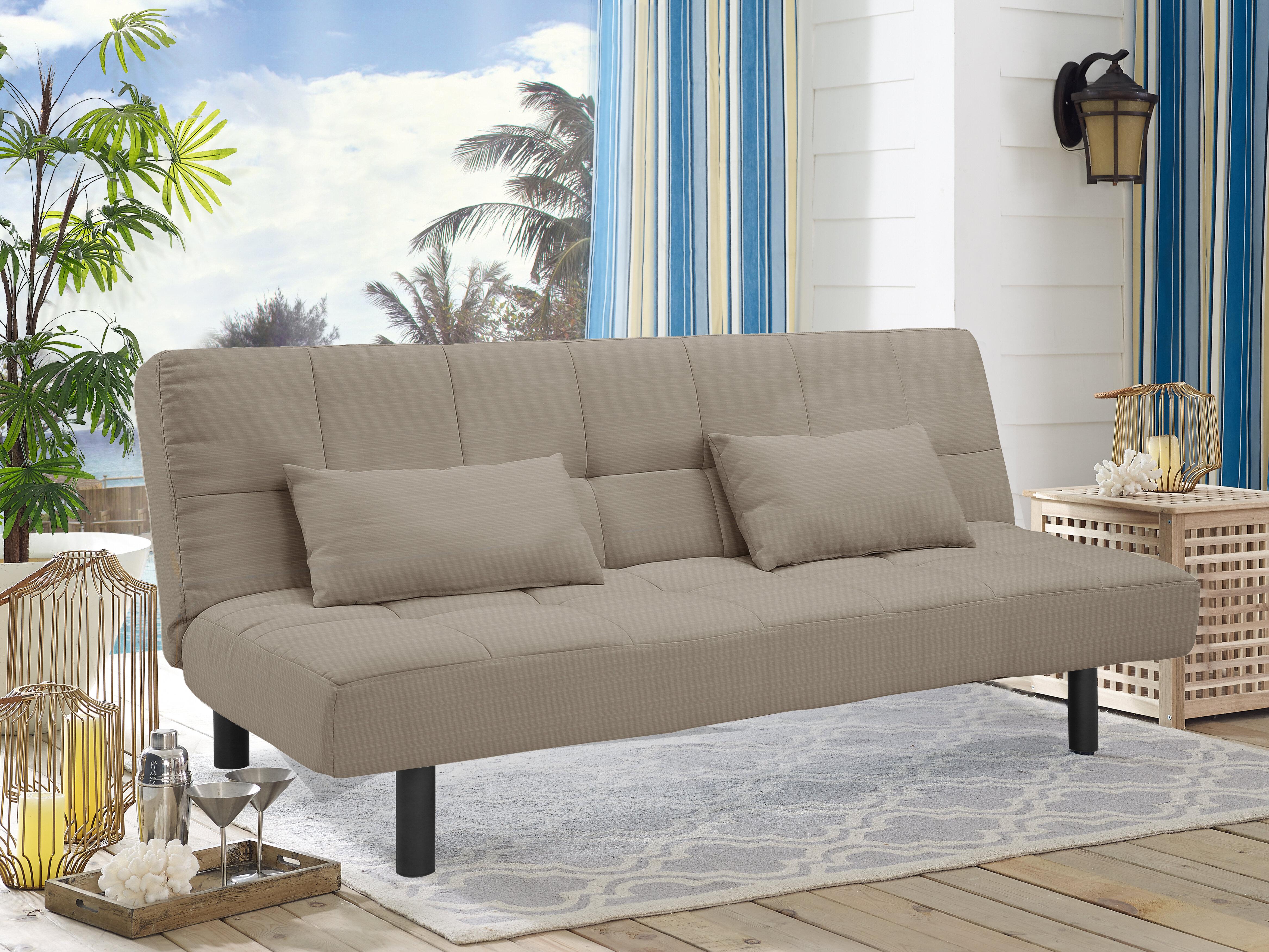 Serta Futons Santa Barbara Convertible Sofa | Wayfair