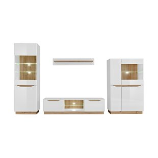 Amel Entertainment Unit For TVs Up To 70