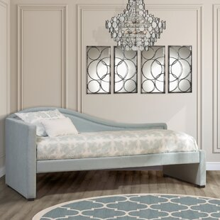 Compare Robichaud Twin Daybed by Willa Arlo Interiors Reviews (2019) & Buyer's Guide