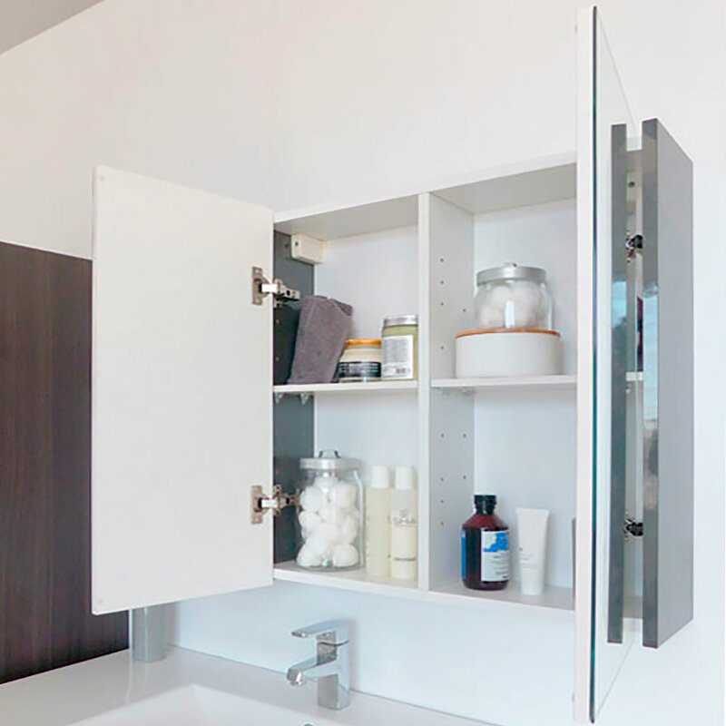 Caelum Modern Bathroom Mirror 24 X Surface Mount Medicine Cabinet
