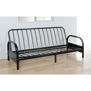 Grisham Adjustable Metal Convertible Sofa