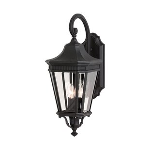 Find Chesterhill 1-Light Outdoor Wall Lantern By Darby Home Co