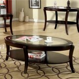 HaddonHeights Coffee Table with Storage by Red Barrel Studio®