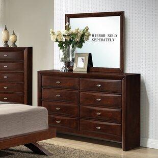 Alidge 8 Drawer Double Dresser by Grovelane Teen