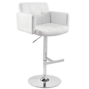 Limpley Stoke Swivel Bar Stool by Wade Logan 2019 Sale