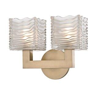 Mercer41 Teegan 2-Light LED Vanity Light