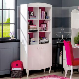 "Pickel 70.5"" Bookcase by Zoomie Kids SKU:ED597356 Check Price"