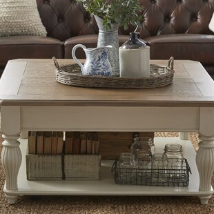 Quevillon Lift Top Coffee Table