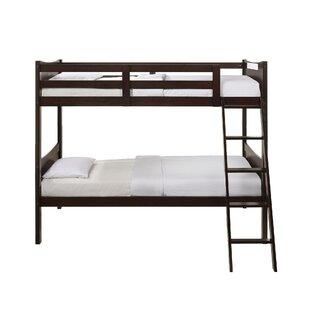 Langsten Twin over Twin Bunk Bed
