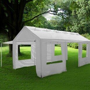 Lofty Palace 3m X 6m Metal Pop Up Party Tent By Blumfeldt