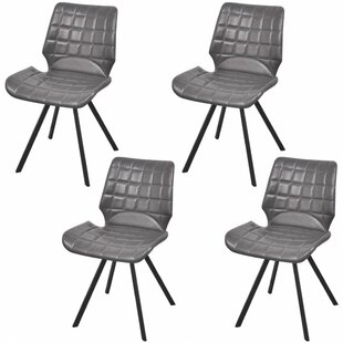 Wrought Studio Theodore Dining Chair (Set of 4)