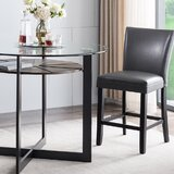 Charesse Bar & Counter Stool (Set of 4) by Latitude Run®
