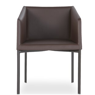 Daphine Box Upholstered Dining Chair by Orren Ellis