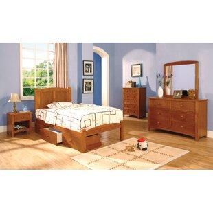 Harriet Bee Prescott Storage Panel Bed