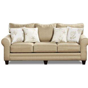 Highland Dunes Hacking Sofa