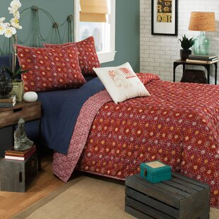 Aurelia 3 Piece Reversible Quilt Set