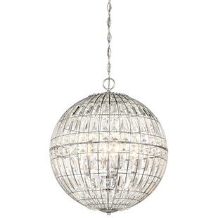 Palermo 5-Light Globe Pendant by Minka La..
