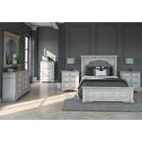 Adalric Upholstered Panel Configurable Bedroom Set by Ophelia & Co.